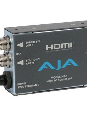 Aja HA5 HDMI to HD-SDI Converter