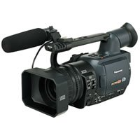 Panasonic AJ-HVX200P Camera Rentals in Brooklyn and Manhattan