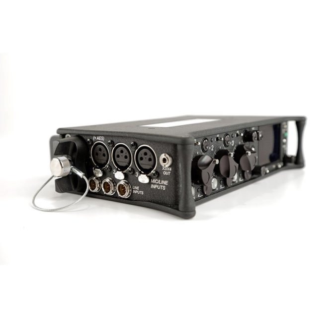 Sound Devices 633 Field Mixer and Digital Recorder