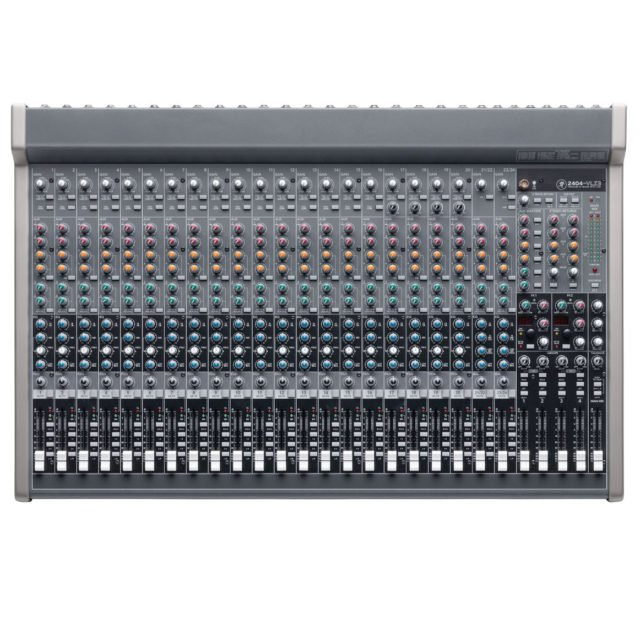 Mackie 24 Channel Bus Mixer
