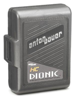 Anton Bauer HC Dionic Battery