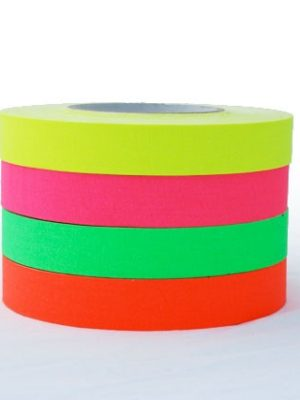 1 Inch Flourescent Tape