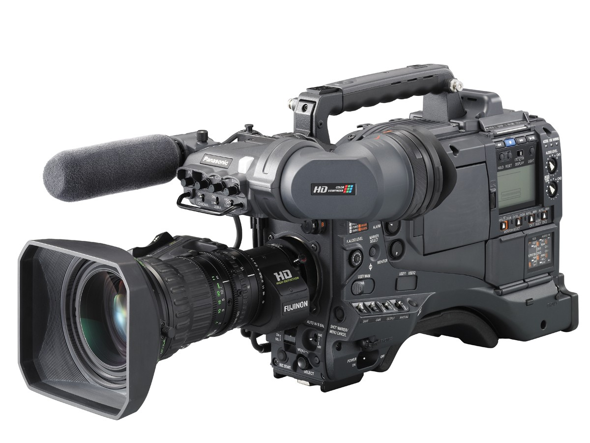 Panasonic AJ-HPX3000G Rentals in Brooklyn and Manhattan, Nyc