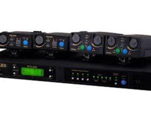 Telex BTR-800 4 Drop Wireless Intercom System Rental NYC