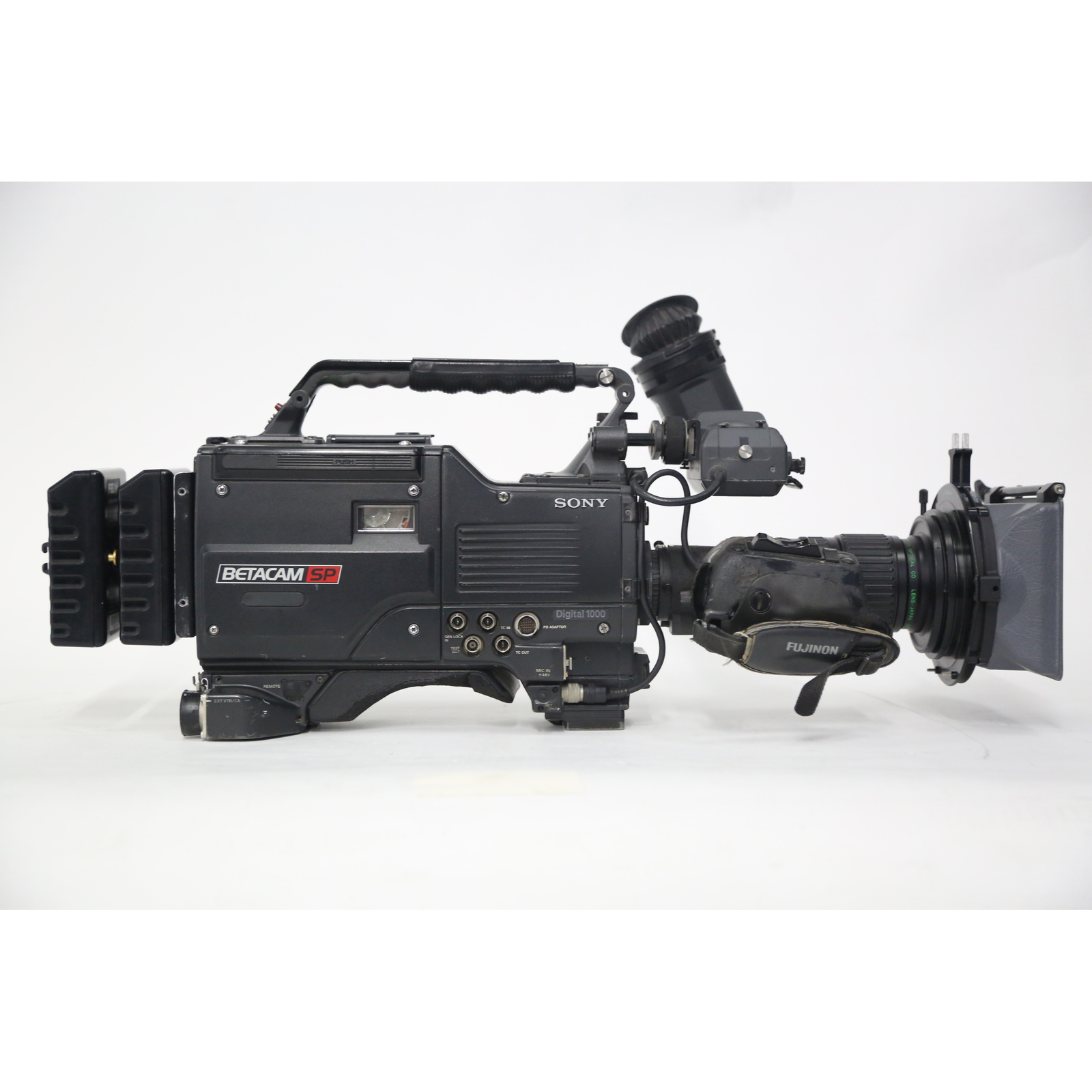 Sony Bvw D600 Betacam Sp Camera Lvrusa 174