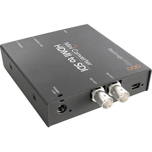 Rent Blackmagic Design HDMI to HD-SDI Mini Converter in Brooklyn, Manhattan, Nyc