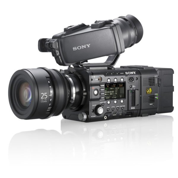 Sony PMW-F5 Camera with ProRes and DNxHD Codec Option Rental in Nyc