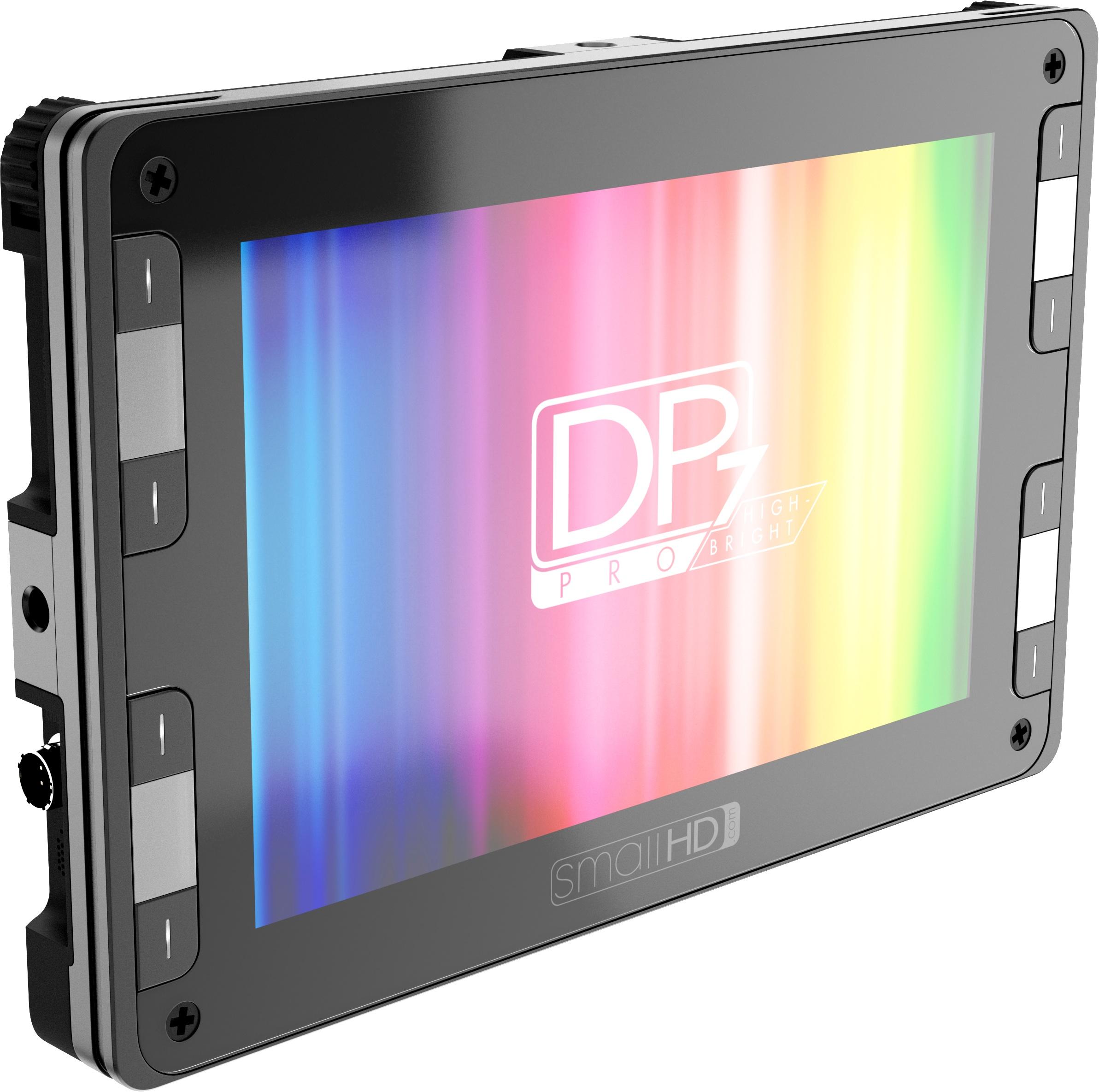 SmallHD DP7-PRO OLED Monitor Rental in Brooklyn, Manhattan, Nyc