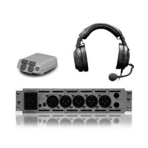 Intercom Wireless Amp Wired Lvrusa 174 Camera Amp Lens Rental