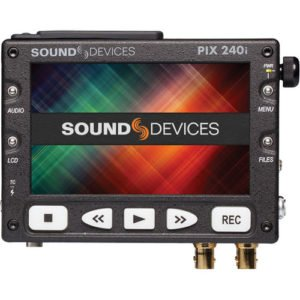 Sound Devices Pix 240i Recorder Rental Brooklyn Manhattan Nyc