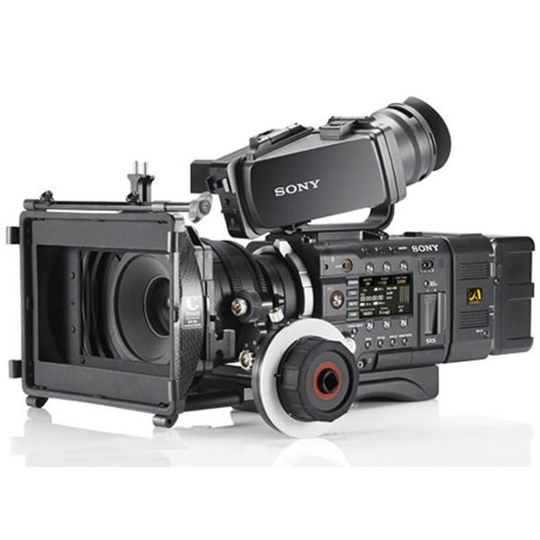 Rent Sony PMW-F55 Camera with ProRes and DNxHD Codec Option in Nyc