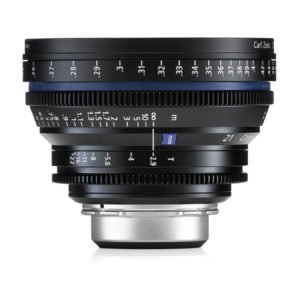 Carl Zeiss CP.2 21mm T2.9 PL/EF Lens for Rent in Nyc