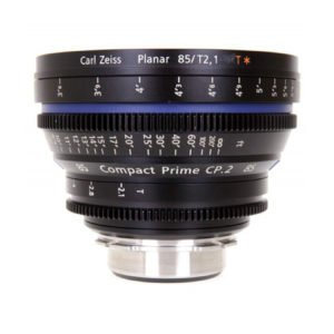 Carl Zeiss CP.2 85mm T2.1 PL/EF Lens Rental Nyc