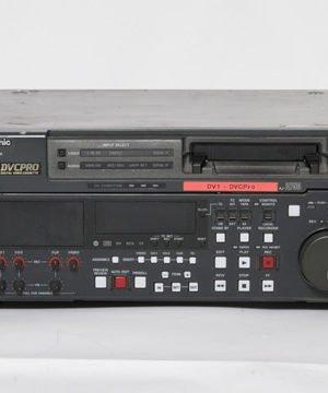 Panasonic AJ-D750 DVCPRO 25 Deck