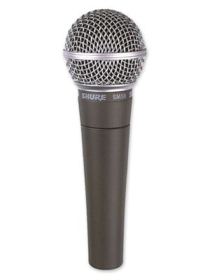 Rent Shure SM58 Stick Mic in NYC