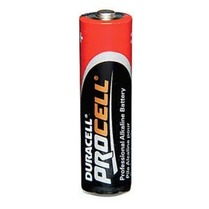 Duracell Procell AA Battery, Video Expendables nyc