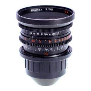 Rent Zeiss Standard Speed 50mm T2.1 Prime PL Lens Nyc