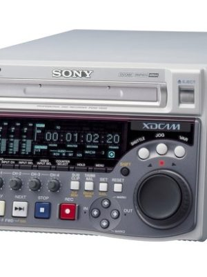 Sony PDW-HD1500 XDCAM Disk Deck