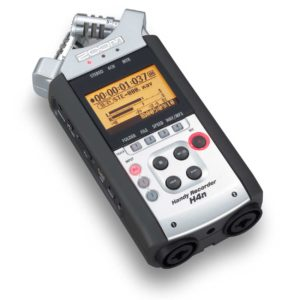 Zoom H4N Handy Recorder for Rent in NYC