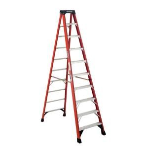 Rigid 10 Foot A-Frame Ladder