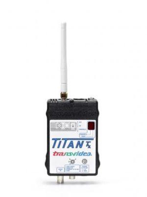 Transvideo Titan Tx Transmitter