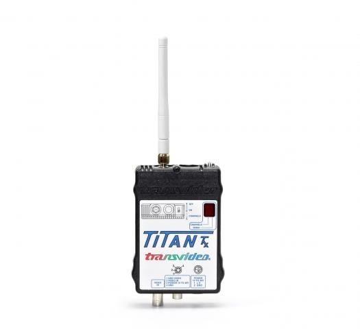 Transvideo Titan Tx Transmitter Rental NYC manhattan brooklyn