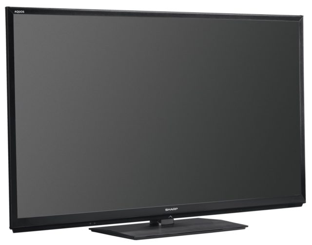 Sharp Aquos 60 Inch LCD Monitor