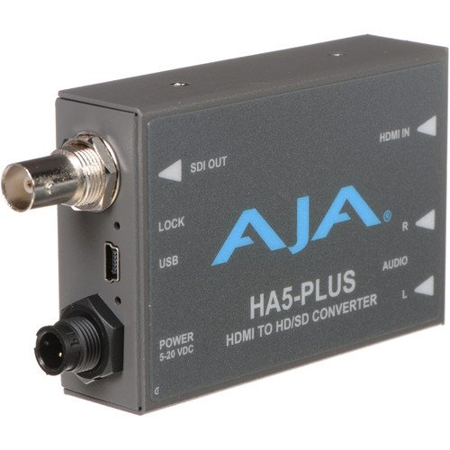 Rent Aja HA5 HDMI to HD-SDI Converter in Manhattan Brooklyn nyc