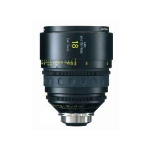 Arri Master Prime 18mm T1.3 PL Lens Rental Nyc