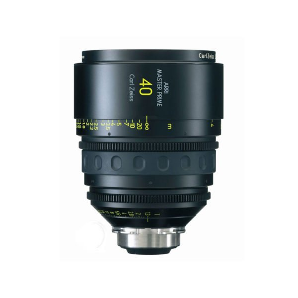 Rent Arri Master Prime 40mm T1.3 PL Lens Nyc