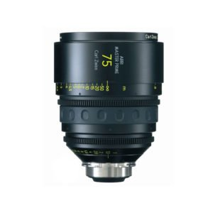 Rent Arri Master Prime 75mm T1.3 PL Lens in Nyc