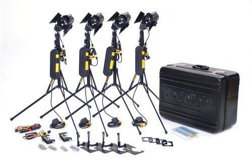 Dedolight DLH-2 150 Watt Spotlight Kit Rental in Manhattan and Brooklyn