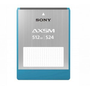 Sony AXS 512GB Card Rental Manhattan Nyc