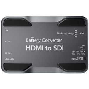 Blackmagic Design SDI to HDMI Heavy Duty Converter Rental Manhattan Brooklyn new york