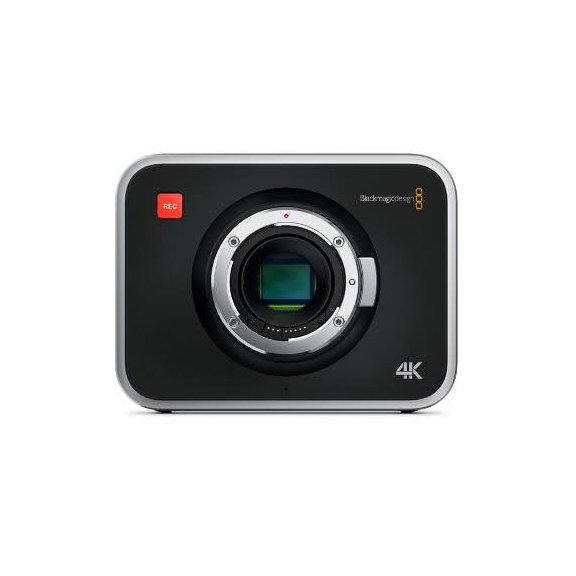Rent Blackmagic 4K Production Camera in Nyc