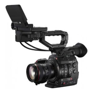 Rent Canon C300 Mark II PL in Nyc