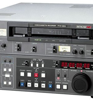 Sony PVW-2800 Betacam SP Deck