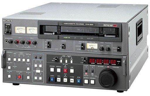 Rent Sony PVW-2800 Betacam SP Deck in Brooklyn Manhattan Nyc