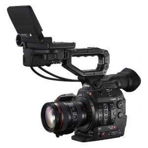 Rent Canon C300 Mark II EF in Nyc