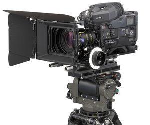 Sony HDW-F900 Camera