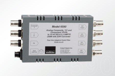 Cobalt 6590 SD Analog to Digital Converter