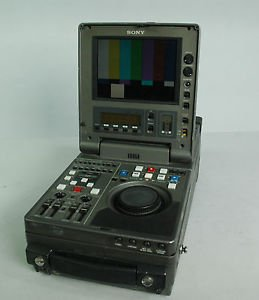 Sony DNW-A25 Betacam SX Portable Editor Rental in Brooklyn, Manhattan, Nyc