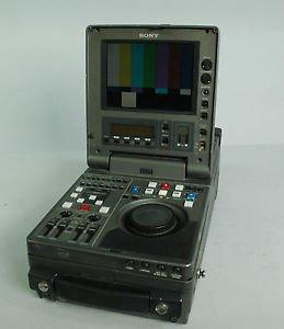 Sony DNW-A25 Betacam SX Portable Editor