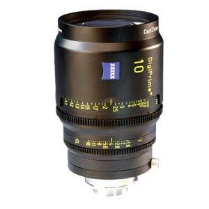 Zeiss DigiPrime 10mm T1.6 Cine Prime B4 Lens