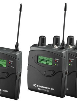 Sennheiser Evolution EK-550 Wireless System