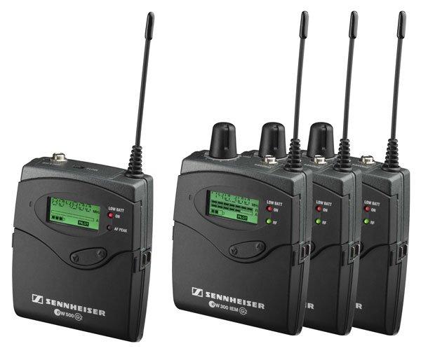 Rent Sennheiser Evolution EW-100 Wireless System in NJ NY NYC