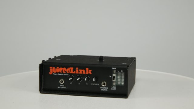 JuicedLink Audio Mixer