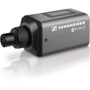 Sennheiser SKP-100 Butt Plug Plug-on Transmitter Rental NYC