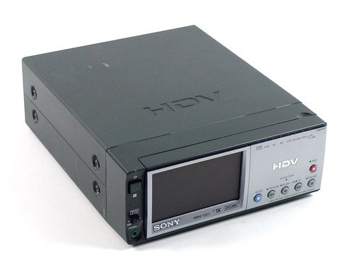 Sony HVR-M10U HDV Deck and Film equipment rentals in brooklyn, manhattan, Nyc