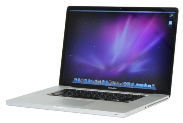"Apple 17"" MacBook Pro Laptop"